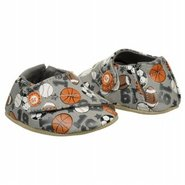 Crib Littlest Fan Shoes (Grey) - Kids' Shoes - 17.