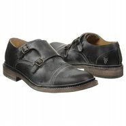 James Double Monk Shoes (Black) - Men's Shoes - 10