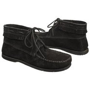 Chukka Boot Boots (Black Suede) - Men's Boots - 10