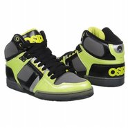 NYC 83 Shoes (Black/Lime/Charcoal) - Men's Shoes -