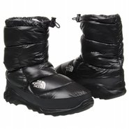 Nuptse Bootie III Boots (Shiny Black/Black) - Men&#39;