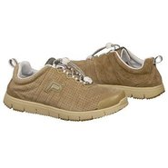 Travel Walker Suede Shoes (Taupe) - Women's Shoes