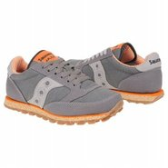 Jazz Low Pro Vegan Shoes (Charcoal/Orange) - Women