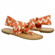 Beka Sandals (Coral Zig Zag) - Women's Sandals - 9
