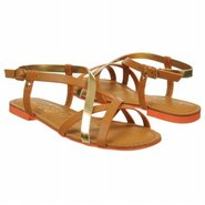 Expressed Sandals (Tan Leather) - Women&#39;s Sandals 