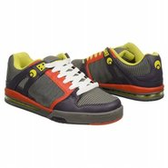 Pixel Shoes (Charcoal/Purple/Lime) - Men&#39;s Shoes -