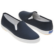 Champion Slip On Shoes (Navy) - Women's Shoes - 6.
