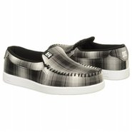 Villian TX Shoes (Black/Plaid/White) - Men&#39;s Shoes