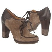 Mindy Shoes (Taupe/Oxford Brown) - Women's Shoes -