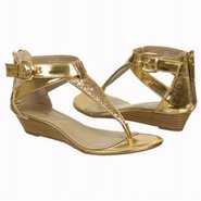 Pippop Sandals (Gold Metallic) - Women's Sandals -