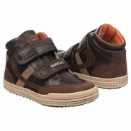 Jr Elvis Pre Shoes (Coffee/Orange) - Kids' Shoes -