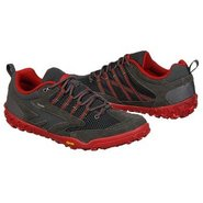 Figaro Shoes (Charcoal/Red) - Men&#39;s Shoes - 11.0 M