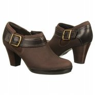 Vermont Vivi Shoes (Brown Nubuck) - Women's Shoes