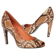 Frankie Shoes (Brown Combo) - Women's Shoes - 7.5