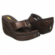 Swan Sandals (Brown) - Women's Sandals - 8.0 B