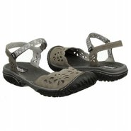 Ocean Sandals (Charcoal Nubuck) - Women's Sandals