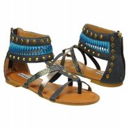 Lemon Twist Sandals (Navy) - Women's Sandals - 8.0