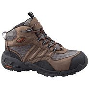 AeroTrek Athletic Mid ST Boots (Black/Brown) - Men
