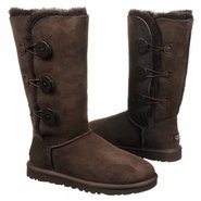Boots Bailey Button Triplet (Chocolate) - Women's