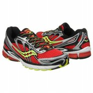 Ride 5 Shoes (Red/Citron) - Men's Shoes - 8.0 M