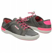Nia Shoes (Grey/Bright Pink) - Women's Shoes - 6.5