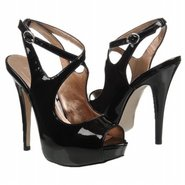 Ebonee Shoes (Black Patent) - Women's Shoes - 8.5