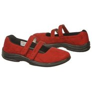 Bilite Walker Shoes (Red) - Women's Shoes - 8.0 M