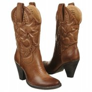 Denver Boots (Tan) - Women's Boots - 6.5 B