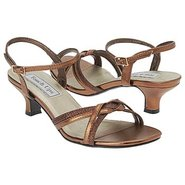 Melanie Shoes (Bronze) - Women's Wedding Shoes - 1