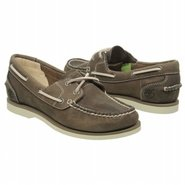 Classic Unlined Boat Shoes (Warm Grey) - Women&#39;s S