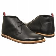 Aberdeen Leather Boots (Black) - Men's Boots - 44.