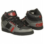 NYC 83 Shoes (Grey/Black/Red) - Men's Shoes - 10.0