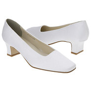 Betty Shoes (White) - Women's Wedding Shoes - 6.5