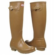 Hunter Original Boots (Cafe Latte) - Women's Rain