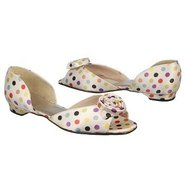 Monet Shoes (White Multi Dots) - Women's Shoes - 1