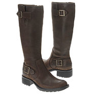 Charles Street Tall Boots (Dark Brown Smooth) - Wo