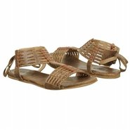 Candice Sandals (Tan Lux Leather) - Women's Sandal