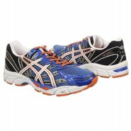 GEL-Phoenix 4 Shoes (Blue/White/Orange) - Men&#39;s Sh
