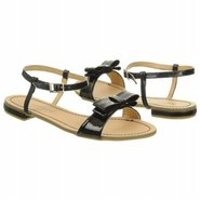 Rangler Sandals (Black Patent) - Women's Sandals -