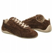 Speedcat Distressed Shoes (Demitasse Brown) - Men'