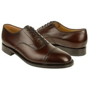 Aldrich II Shoes (Dark Cherry Polished) - Men's Sh