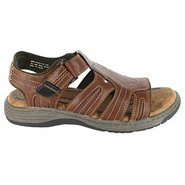 Ritter Sandals (Cognac Smooth) - Men&#39;s Sandals - 7