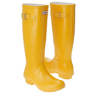 Hunter Original Boots (Yellow) - Women's Rain Boot