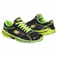 Go Run 2 Shoes (Black/Green) - Men's Shoes - 10.0