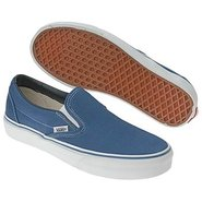 Classic Slip-On Shoes (Navy) - Men's Shoes - 5.0 M
