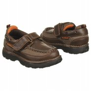 OshKosh B'gosh Luther Tod/Pre Shoes (Brown) - Kids