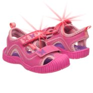 OshKosh B&#39;gosh Risky Tod/Pre Sandals (Pink) - Kids