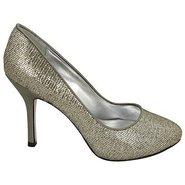 Zelda Shoes (Silver Glitter) - Women's Shoes - 9.5