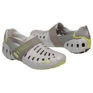 Voyager Walker Shoes (Lt.Grey/Soft Lime) - Women's