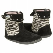 Lil Rock Star Inf Shoes (Black/Zebra) - Kids' Shoe